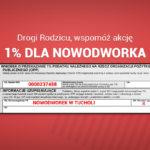 1% dla Nowodworka