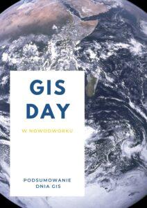 """Wydarzenie GIS Day """"Odkrywaj GIS, gdziekolwiek jesteś"""""""
