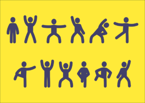 Aktywność fizyczna Nowodworczyków